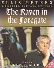 THE RAVEN IN THE FOREGATE (CADFAEL) - Ellis Peters (Cassette Audio Book)