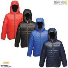 Kids Regatta Boys Girls Stormforce Thermal Jacket Coat - TRA454