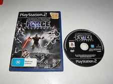 Star Wars The Force Unleashed Great PS2 Game
