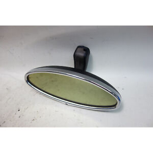 2001-2002 BMW Z3 M Roadster Coupe Factory Interior Rearview Mirror EC Chrome OEM