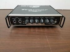 TRAYNOR BASS AMP AND SPEAKER CAB w/ cable
