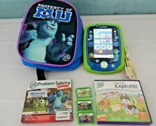 LeapFrog LeapPad2 Explorer Disney Monsters University Tablet, BackPack, 5 Games