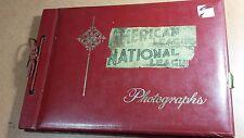 c. 1968 MLB Baseball Scrapbook Newpaper CLippings/ Photos/ articles