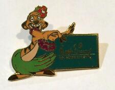 Disney Pin #1006-Timon,the Meerkat in a Hula Skirt-Coll.Society-1998 Member Pin