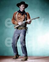 The Searchers (1956) John Wayne 10x8 Photo