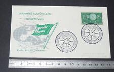 ENVELOPPE 1er JOUR PHILATELIE 1961 JOURNEES CULTURELLES EUROPEENNES EUROPA 0.25