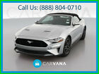 2020 Ford Mustang GT Premium Convertible 2D CD/MP3 (Single Disc) Power Door Locks Keyless Entry FordPass Connect Daytime