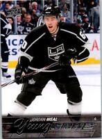 2015-16 Upper Deck Series One Young Guns Hockey Card #202 Jordan Weal
