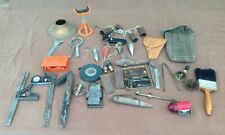 Lot of Misc Tools and Other Things, Rifle Rest, Holster, Bells, Tools etc...
