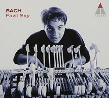 Fazil Say - Bach Oeuvres Pour Piano (NEW CD)