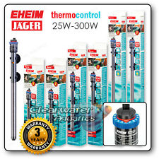 NEW EHEIM Aquarium Water HEATER Submersible Thermostat FISH TANK Tropical MARINE