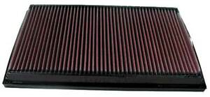 K&N AIR FILTER FOR VAUXHALL VECTRA 2.0 & 2.5 V6 95-00 33-2750