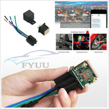 Realtime Autos Relay GPS/GSM Tracker Device Locator Antitheft Dual-Mode Position