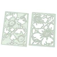 Backdrops Metal Cutting Dies Stencil for DIY Scrapbooking Album Paper Card Craft
