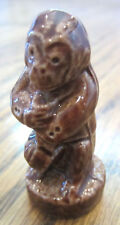 Wade England Red Rose Tea Figurine -Boy Monkey In Clothes With Drums