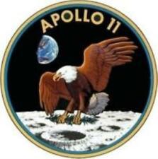 Apollo 11 Mission Lapel Pin