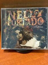 Folklore by Nelly Furtado (Dreamworks SKG) Brand New Sealed CD