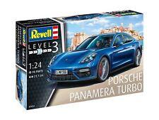 REVELL PORSCHE PANAMERA TURBO 1:24 Kit de modelismo - 07034