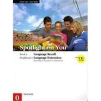 Spotlight on You, vol. 0 / 1A, Basics 0+1A, Zanichelli scuola, cod:9788808104656