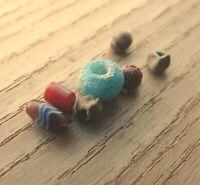 Fine Set of Viking Antique beads #2. ca 12-14AD.