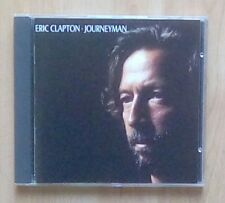 ERIC  CLAPTON CD  Journeyman (Incl Bad Love, Hound Dog ) EX