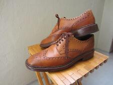 Charles Tyrwhitt Budapester-Oxford Leder rahmengenäht Made in England Gr. 8,5