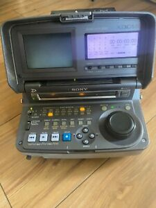 Sony PDW-V1 Professional Xd Cam Disc Video Recorder XDCAM dvcam FOR PARTS ONLY
