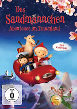 """DVD * DAS SANDMÄNNCHEN - ABENTEUER IM TRAUMLAND # NEU OVP  """""""