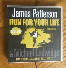 James Patterson - Run For Your Life 6CD Audio Book