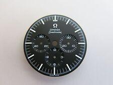 Omega 2915, 2998, 105.002, 105.012 RAISED LOGO c.321 Speedmaster PRE Moon Dial