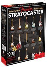 Aquarius Fender Innovation Stratocaster Electric Guitar 1000 Piece Jigsaw Puzzle