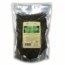 Certified Organic HERBAL TEA Premium Range 50g ~ Dried Herbs