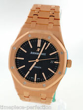 Audemars Piguet Royal Oak Rose Gold Automatic 41mm 15400or.oo.1220or.01