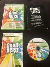 Microsodt XBox 360 Game - Band Hero.  FREE P+P
