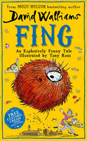 Fing by David Walliams - New David Walliams Childrens Book - Hardback