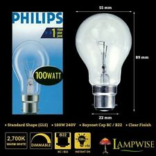 Philips with Dimmable Incandescent Light Bulbs