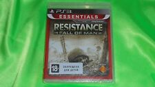 Resistance Fall of Man Playstation 3 PS3 Brand new, Sealed.