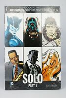 Eaglemoss DC Comics Graphic Novel Collection Hardcover - Solo Book Part 1