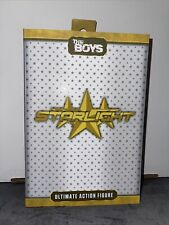 NECA The Boys Ultimate Starlight WalMart Exclusive Figure IN HAND MISB!!!