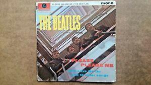 The Beatles Please Please Me (Vinyl LP  Record) 1960s Pressing