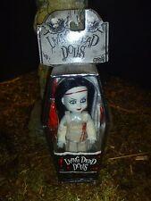 ⭐ Living Dead Dolls Mini BRIDE OF VALENTINE Open Complete Still Tied Down