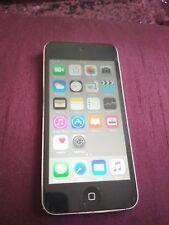 Apple iPod Touch 5th generación A1509 (mediados de 2013) PLATA (16GB). buen Estado.