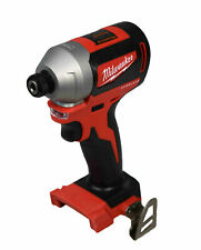 Milwaukee M18 2850-20 18-volt 1/4-inch Brushless Hex Impact Driver - Bare Tool