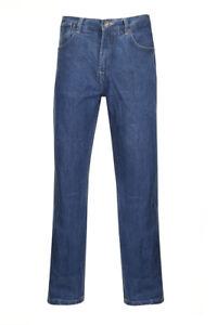 Regular Fit Cotton Work Jeans, Mens Heavy Duty Work Jeans, Trade Denim Work Jean