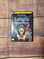 Luigi's Mansion Nintendo Gamecube BRAND NEW FACTORY SEALED AUTHENTIC
