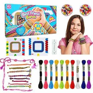 Friendship Bracelet Kit for Girls Kids Age 5+ Bracelet Making