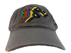 New 1972 Munich Germany Summer Olympics Mens Size S Small 58cm Gray Cap Hat