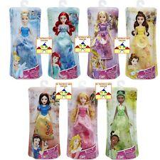 PRINCIPESSE DISNEY Bambole Base ROYAL SHIMMER 30cm Hasbro Princess Fashion Doll