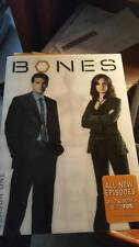 Bones - Season 1 (DVD, 2009, 4-Disc Set, Dual Side)