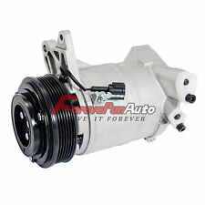 A/C Compressor Fits Nissan Murano 2003-2007,Quest 2004-2009 V6 3.5L 67465